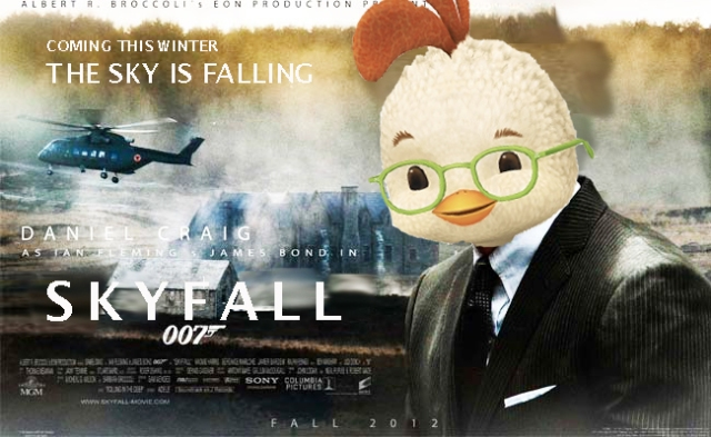 Skyfall: The Sky Is Falling