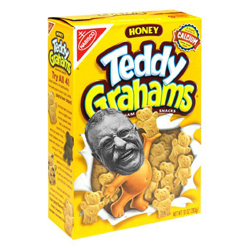 TeddyRooseveltGrahams