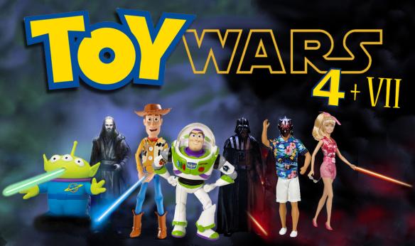 Toy Wars 4+7 Color