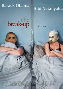 barack and bibi