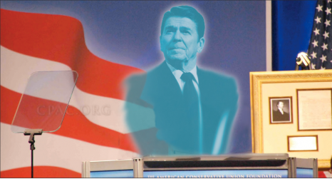 Reagan prepping for his next debate in the 2016 campaign