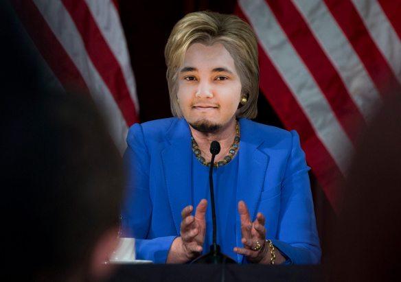 Apratillary Clinton
